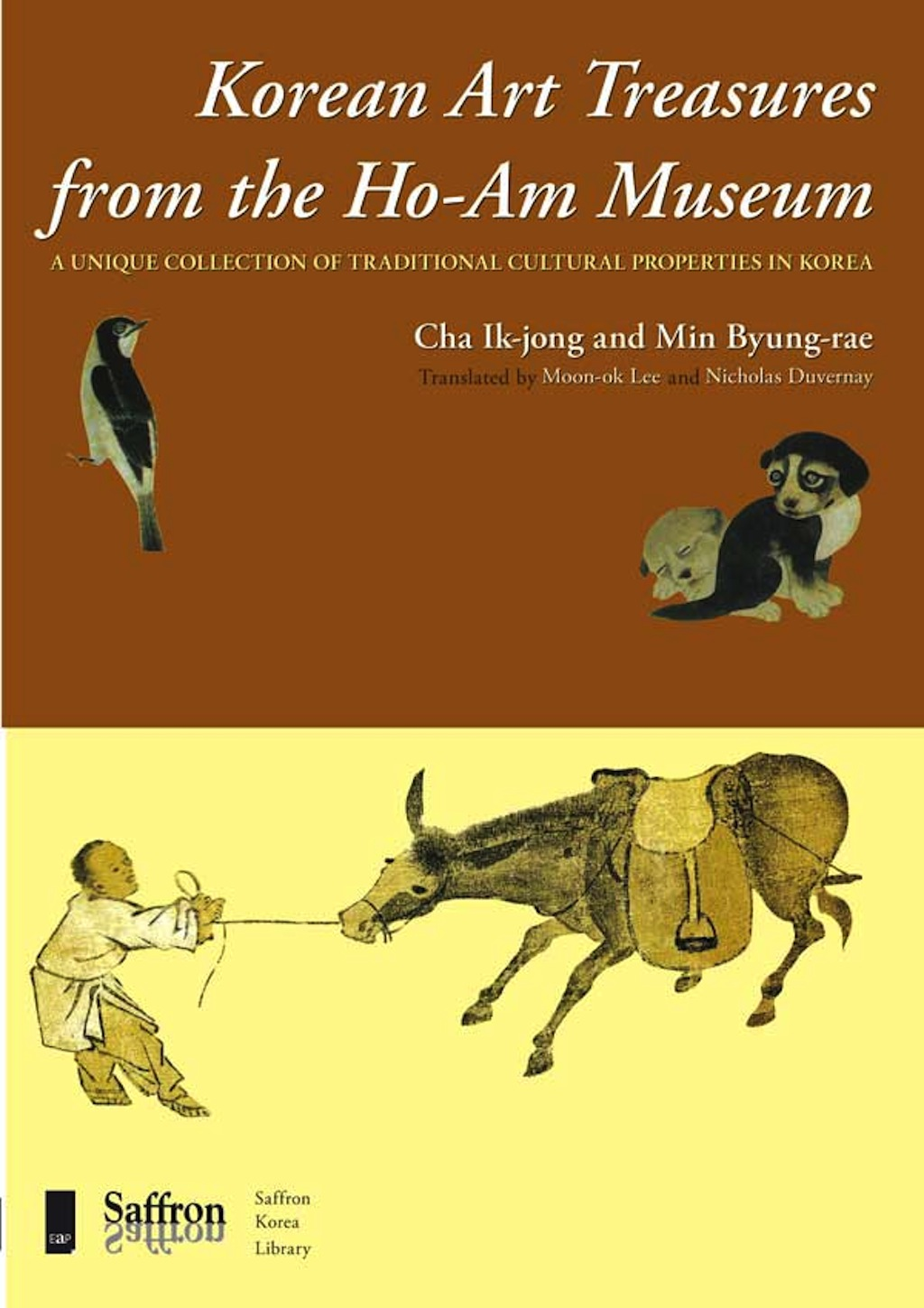 Korean art treasures from the Ho-Am Museum Product no.: 9781872843971/17480477